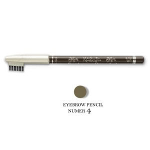 Kredka do brwi Eyebrow Pencil Karaja nr 4